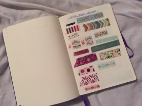 bujo-washi-spread
